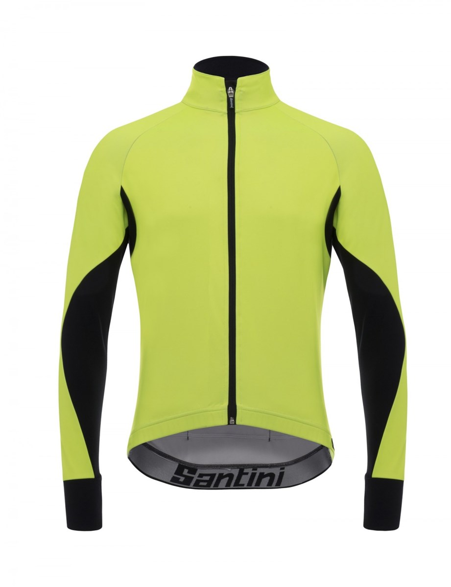 Santini Beta Rain Windstopper Jacket Yellow £139.99 6bde54c27c