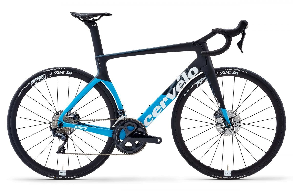 0d8a50e9068 Cervelo S5 Disc Ultegra 8020 2019 Riviera/Slate Road Bike. 0 (Be the first  to add a review!)