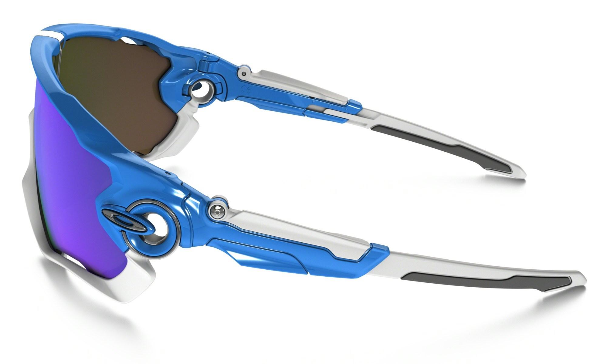 60eac377cd0 Oakley Jawbreaker Sky Blue Sapphire Iridium