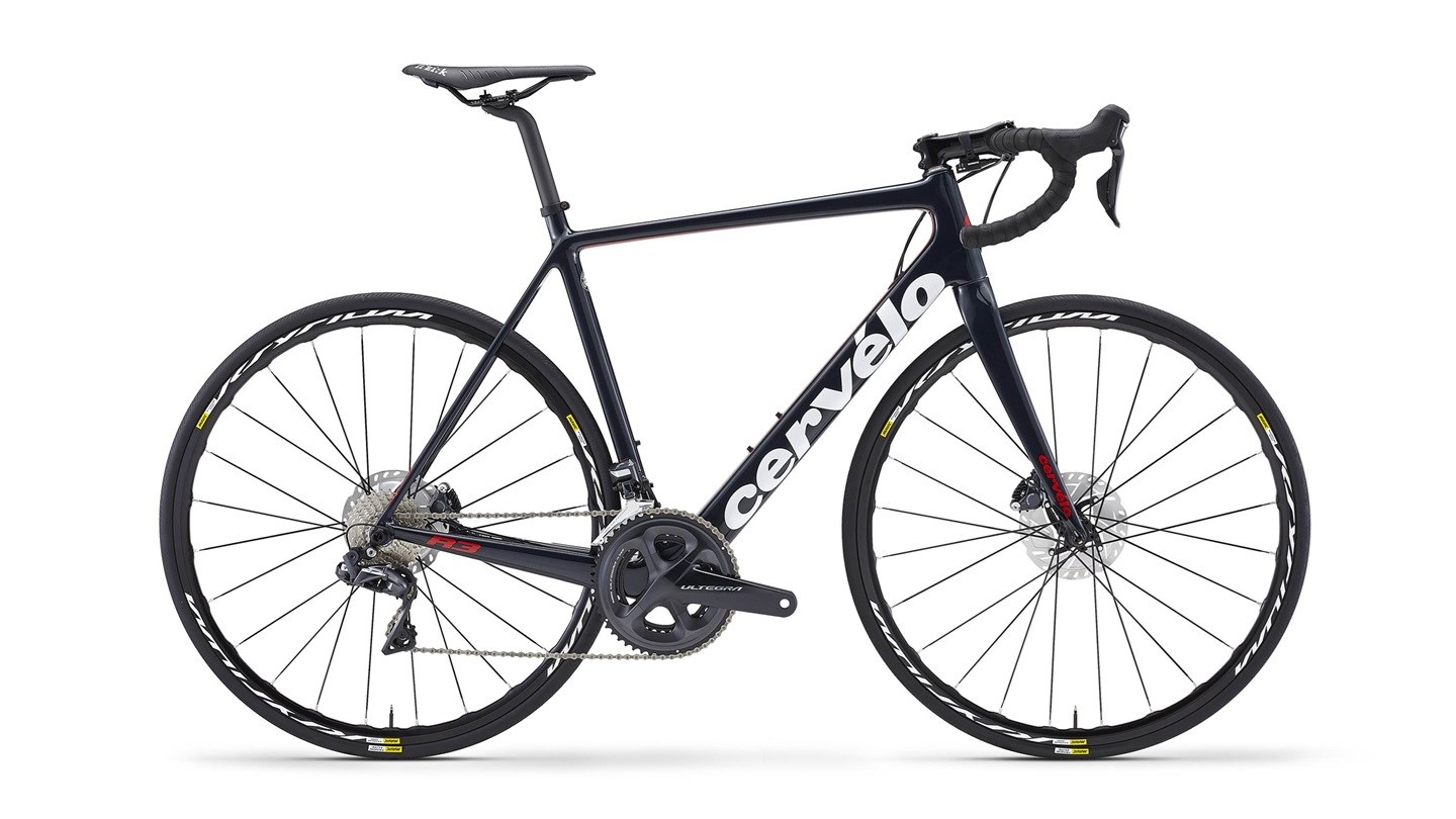 7a35fe5b3a0 Cervelo R3 Disc Ultegra 8070 Di2 2018 Navy blue Road Bike. 0 (Be the first  to add a review!)
