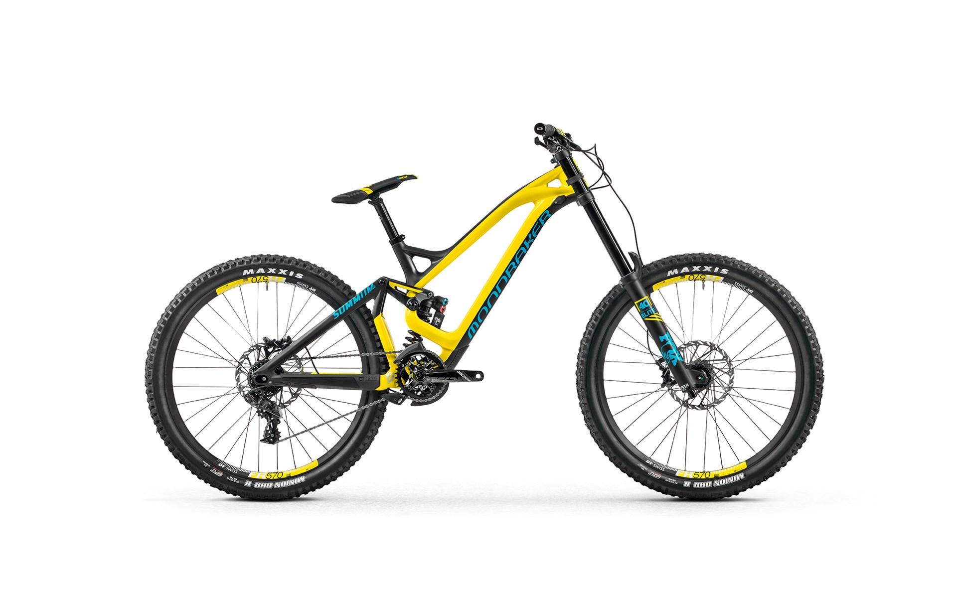 Mondraker Summum Carbon Pro 27.5 2017 Downhill Bike £5,499.00