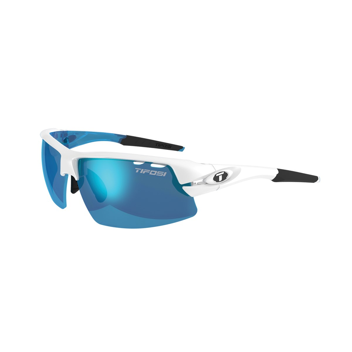 b4d8567372 Tifosi Crit Half Frame Interchangeable Clarion Lens Sunglasses. 0 (Be the  first to add a review!)